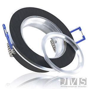 Star-Rendondo-Black-230V-Led-SMD-7W-Blanco-Frio-Techo-Foco-Empotrable