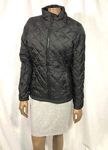 3149eda5291 CB women s Jacket size M Black 100% Polyester Hip length Light ...