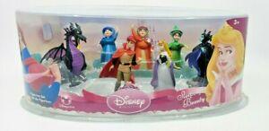 Disney-Store-Sleeping-Beauty-Figurine-Set-Figures