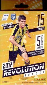2016/17 年帕尼尼革命足球衣架包 36 盒箱裝暢銷卡