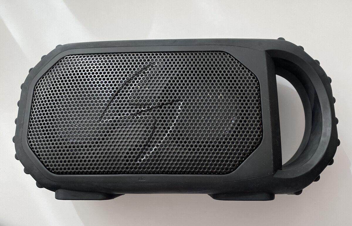 ECOXGEAR EcoStone IPx8 Rated Waterproof Wireless Bluetooth Speaker - Black
