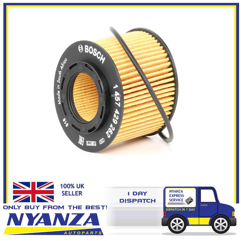 Genuine oe bosch 1457433090//S3090 filtre à air insert