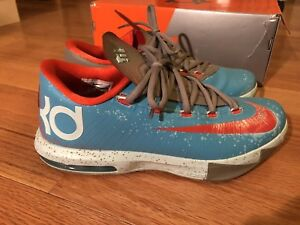 d697c8862381 Image is loading Nike-KD-6-039-Maryland-Blue-Crab-039