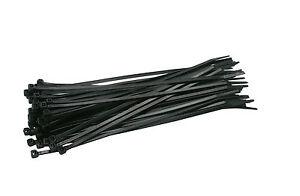 50 stk kabelbinder schwarz 250mm uv best ndig kabelhalter kabel binder 60081 ebay. Black Bedroom Furniture Sets. Home Design Ideas