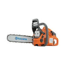 Husqvarna 952991679 40.9cc 2.2 HP Gas 16 in. Rear Handle Chainsaw Reconditioned