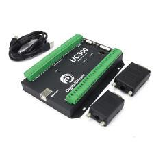 6 Axis Usb Mach3 Uc300 Nvum Upgrademotion Control Card For Cnc Milling Machine