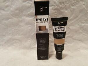 It Cosmetics-Bye Bye Under Eye WP Concealer - Medium Nude