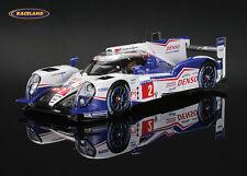 Toyota TS040 Hybrid LMP1 6° Le Mans 2015 Wurz/Sarrazin/Conway Spark 1:43