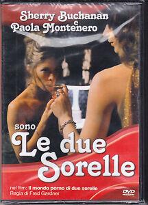 Dvd-LE-DUE-SORELLE-di-Fred-Gardner-nuovo-2000