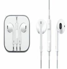 New Genuine Apple Earpods Earphones for iPhone 6S 6 5 5S 4S with Remote & Mic