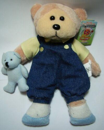 "SKANSEN BEANIE KID /""BENJY THE LITTLE BOY BEAR/"" NEW /& MINT WITH MINT TAG"