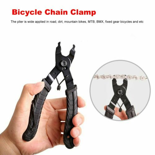 Bicycle Chain Clamp Overhaul Removal Install Plier Bike Repair Service Tool WP