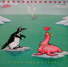 Erste Allgemeine Verunsicherung Liebe, Tod & Teufel (1987) [LP]