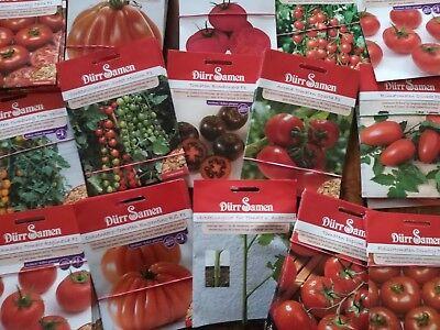 Tomate Set 3 Cherry Cockteil Tomaten Mix ideal für Balkon /& Terrasse Samen
