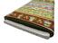 FQ Hedgehugs Fabric boarder cotton craft Hedgehog Fox Owl Tree hearts blue green