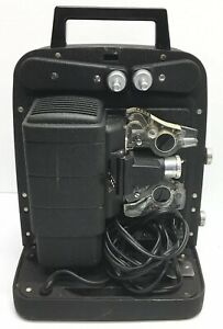 Vintage-Bell-And-Howell-Projector-Model-256-Made-In-USA-Movie-Projector
