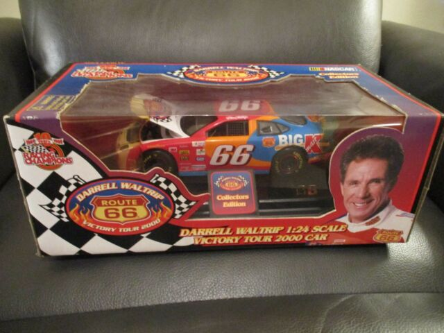 New 2000 Racing Champions 1:64 NASCAR Darrell Waltrip Big K Route 66 K-Mart Ford