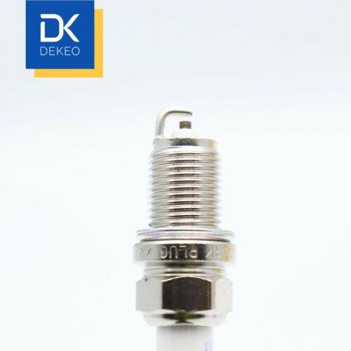 Spark Plug for Toyota Tacoma Yaris Mazda Corolla Matrix 90919-01164 K16R-11 3120