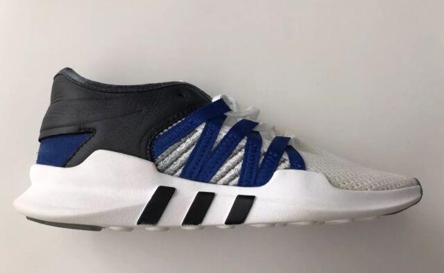 finest selection 3524f ee06c Adidas Eqt Racing Adv Womens Running Shoes AC7350 White Size 7.5