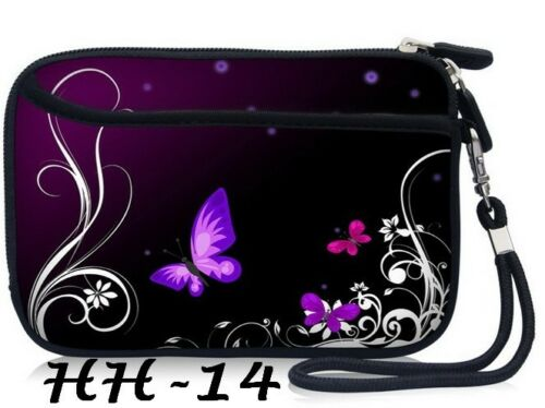 "6/"" Carrying Case Bag for Garmin nuvi 65LM 65LMT 66LM 66LMT Magellan GPS SAT NAV"