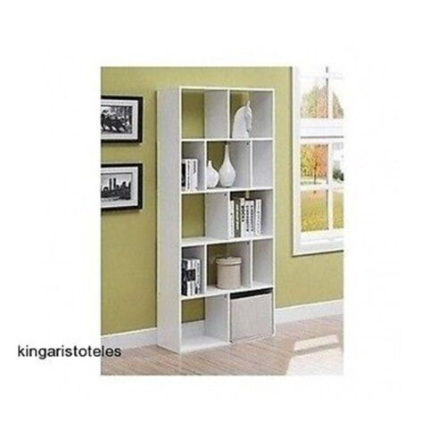 36x11-1/2x84 4 Adj. Harvest HON1877C 6-Shelf Bookcase
