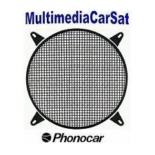 Phonocar 3/025 Griglia 250mm 25cm Acciaio Subwoofer Hi Fi Auto Casse Auto