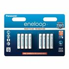 Panasonic AAA 750mAh Eneloop 8 Pack Rechargeable Battery - MADE IN JAPAN - NEW