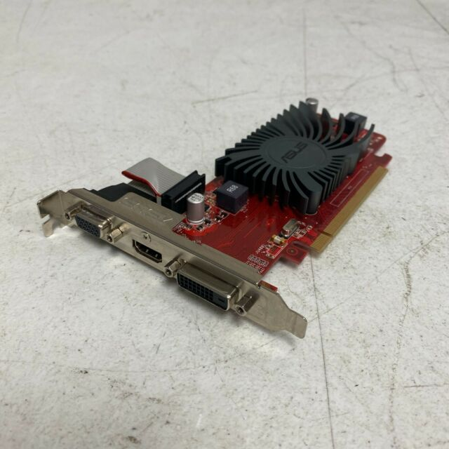 ASUS AMD Radeon HD 6450 (EAH6450 SILENT/DI/1GD3(LP)) 1GB ...