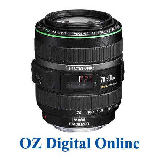 1 of 1 - Canon EF 70-300mm f/4.5/F4.5-5.6 DO IS USM 1 Yr Au Wty
