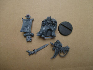 D11C19 CAPITAINE SPACE MARINE BLACK REACH WARHAMMER 40000 W40K