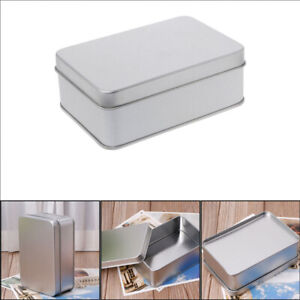 Sealed-Container-Small-Metal-Storage-Box-Coin-Candy-Keys-Jewelry-Tin-Empty-Case