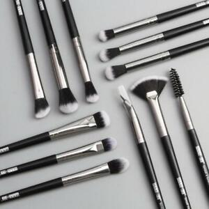 12pcs-Set-Eyeshadow-Concealer-Eyeliner-Blending-Eyebrow-Eye-Lip-Make-up-Brushes