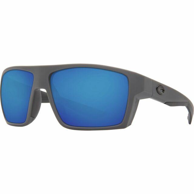 Costa Del Mar mens Bloke Rectangular Sunglasses