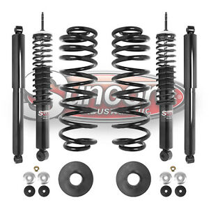 FCS Front and Rear Shock Absorber Kit For Ford Expedition 1997-2002