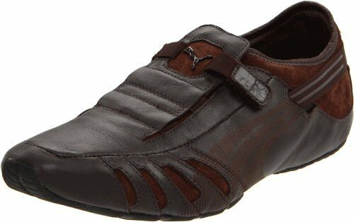 PUMA  Mens Vedano Leather Slip-On shoes- Pick SZ color.