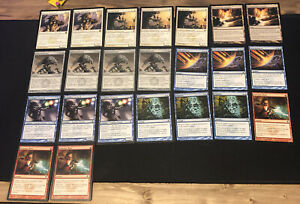 Magic the Gathering Lot of 23 Cards Scar Of Mirrodin LP/NM Condition