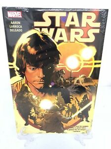 3 Aaron Larroca Delgado Hardcover Marvel Graphic Novel Comic Book Star Wars Vol