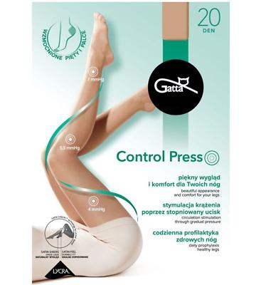 GATTA FORTISSIMA Feinstrumpfhose Extrem elastische gegen Krampfadern STRETCH