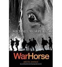1 of 1 - NEW - WAR HORSE ( HARDBACK)  MICHAEL MORPURGO 9781405255431