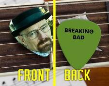 Set of 3 Breaking Bad Walter White Heisenberg premium Promo Guitar Pick Pic