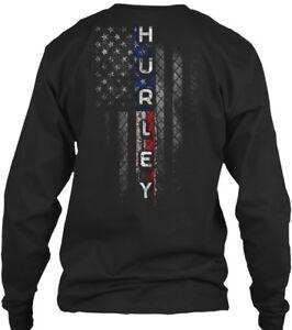 Hurley-Family-American-Flag-Gildan-Long-Sleeve-Tee-T-Shirt