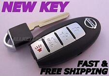 OEM NISSAN VERSA SENTRA SMART keyless entry remote fob CWTWB1U840 UNCUT KEY