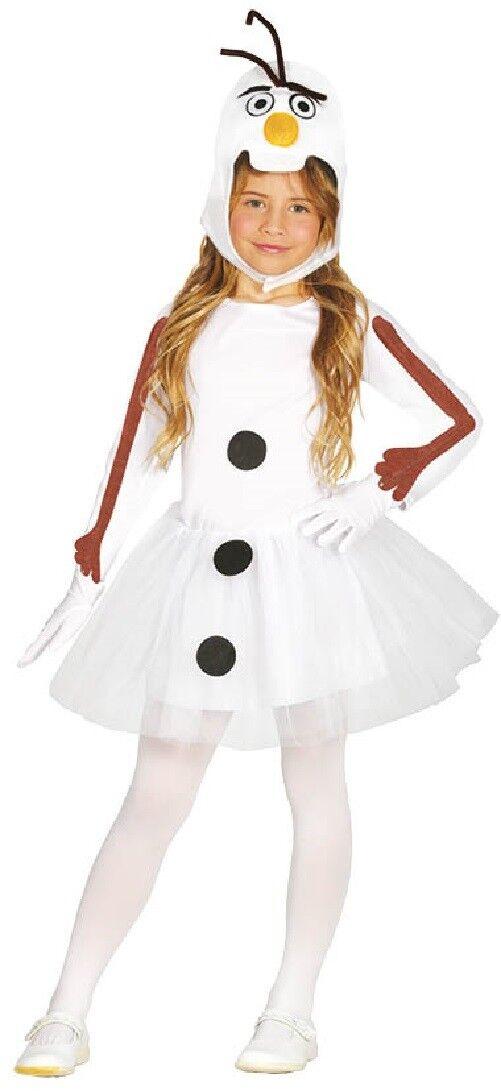 Mädchen Comedy Schneemann Weihnachten Noel Festlich Spaß Spaß Spaß Kostüm Kleid Outfit | Verschiedene aktuelle Designs  | Ruf zuerst  | Hochwertige Materialien  5d69f8