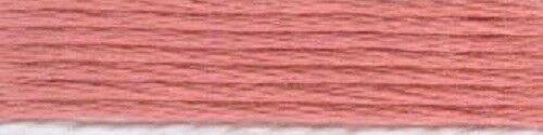 Anchor Sticktwist 6-thread 8 M 100/% Bw Garnet Bright 895