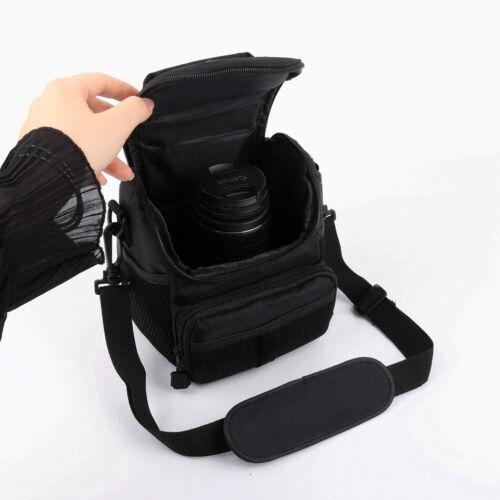 Lightweight Messenger Sling Camera Case Shoulder Bag for Nikon Coolpix DSLR SLR