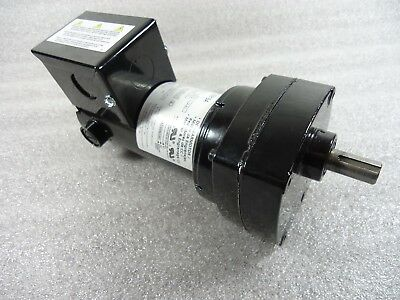 Dayton 6Z916A DC Industrial GearMotor HP 1//20 VDC 0-90 Electric Motor
