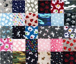 Excellent-Kids-Print-Winter-Premium-Warm-Anti-Pill-Polar-Fleece-Soft-Fabric