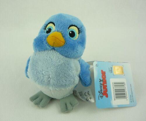 Disney Junior Sofia die Erste Stofftier blauer Vogel Mia Plüsch 13cm 0+