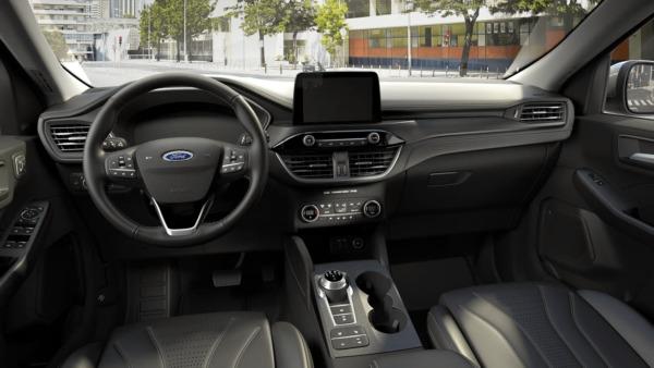 Ford Kuga 2,5 PHEV Vignale CVT - billede 4