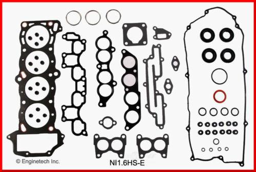 Enginetech NI1.6HS-E Engine Cylinder Head Gasket Set